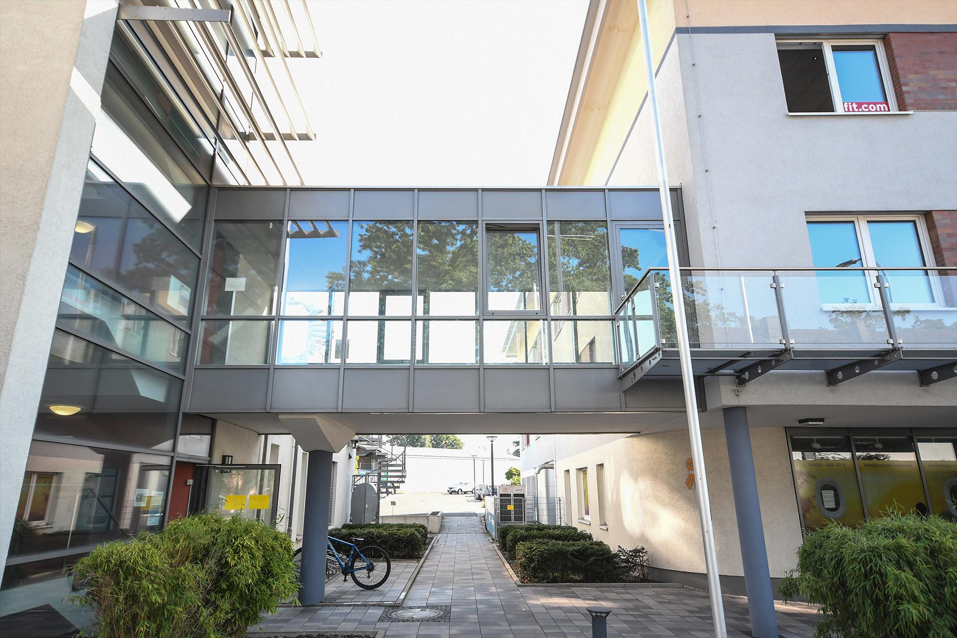 Aluminium-Glas-Fassaden